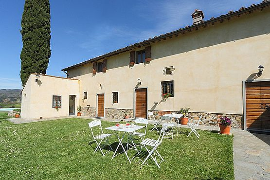 Bed and breakfast Tuscany relax